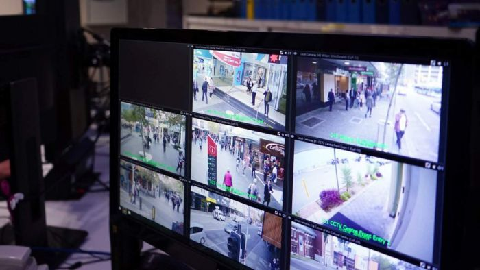 City of Perth rolls out new facial recognition CCTV cameras