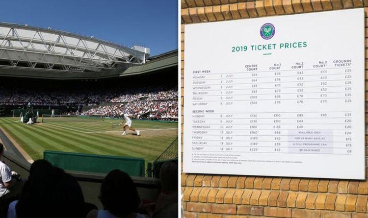 Wimbledon 2020 Schedule.Wimbledon 2020 Ticket Ballot When Does The 2020 Ballot Open