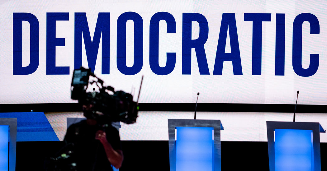 Democratic Candidates Jostle, and Gripe, as Debates Winnow