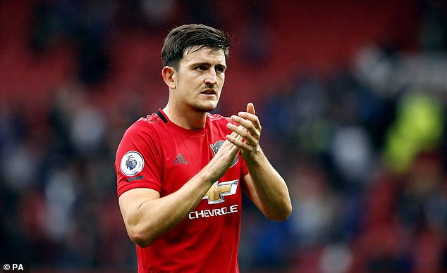 Harry Maguire reportedly rejected a £278,000 offer from Manchester City to join rivals United