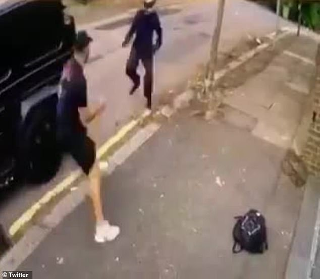 Ozil and Sead Kolasinac wereambushed by attackers on mopeds in London in the summer