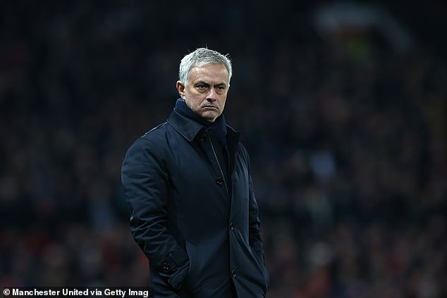 Mourinho agreed with his midfielder and said Spurs only had themselves to blame