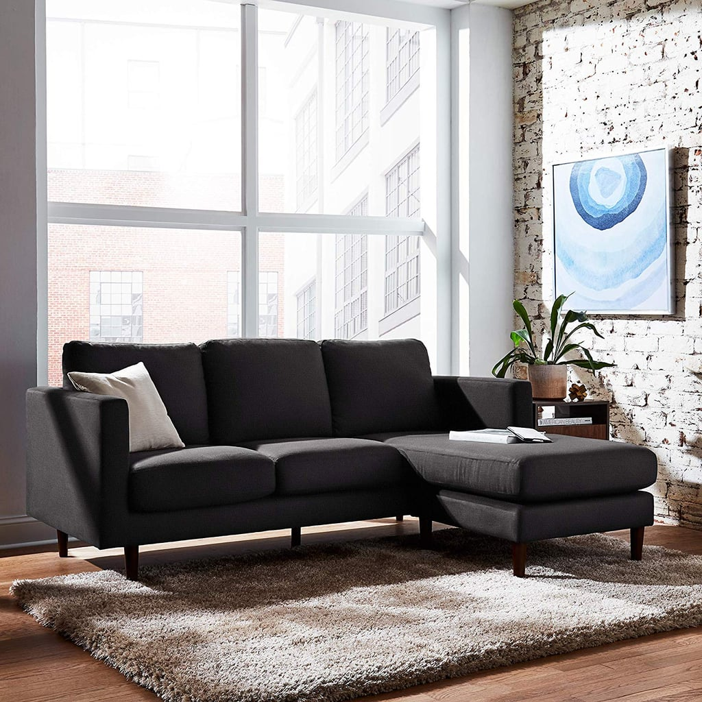 This Rivet Sectional Is on Sale on Amazon For Cyber Monday