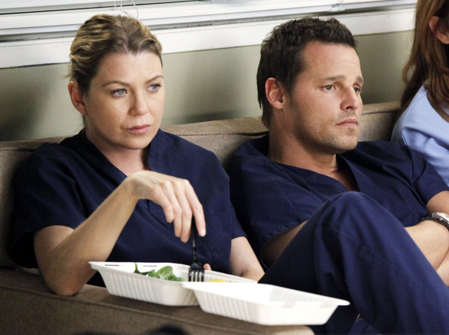 Ellen Pompeo Responds Justin Chambers Shocking Greys Anatomy Exit