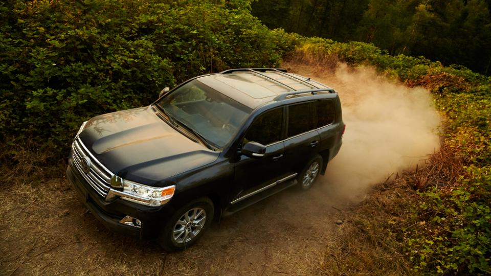 The Toyota Land Cruiser SUV is the model a recent study found to be the most likely to exceed 200,000 miles.