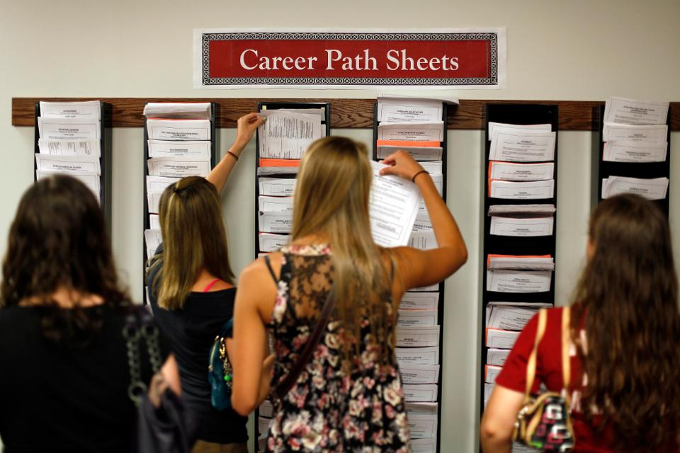 College Freshmen Careers