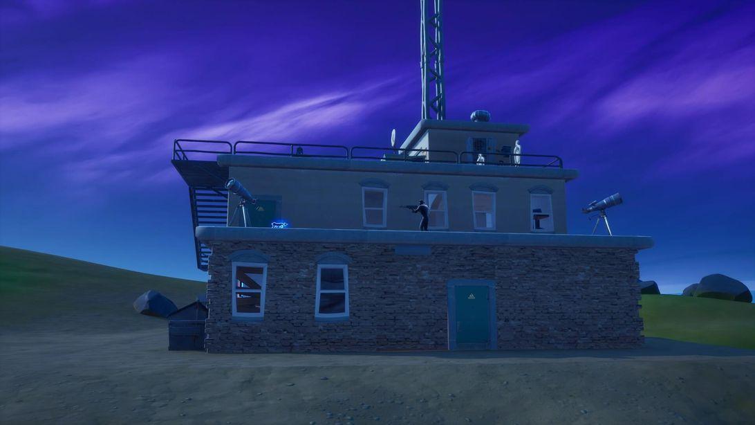 Fortnite Safe House