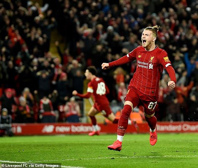Harvey Elliott will sign a new three-year deal at Liverpool in summer following rapid progress