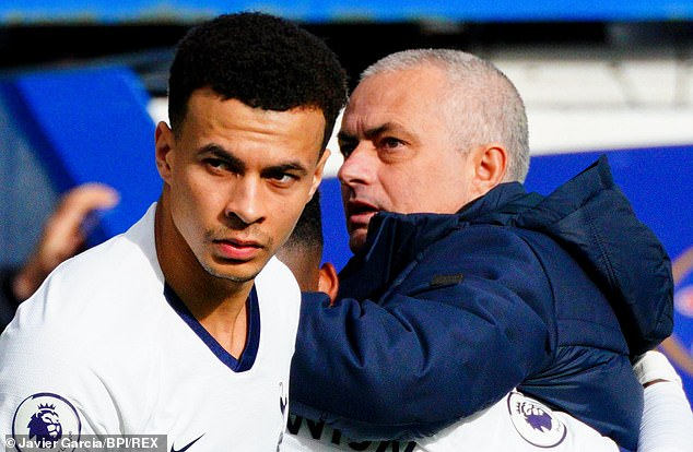 Jose Mourinho needs to get Dele Alli back firing ahead of an important run of fixtures