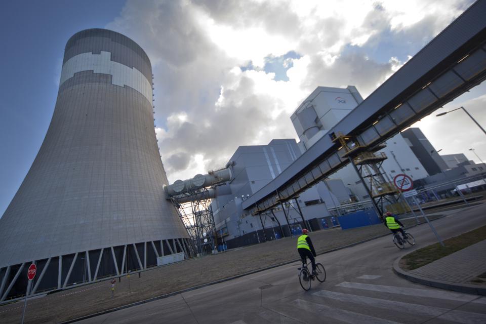 POLAND-ENERGY-COAL-BELCHATOW-POWER