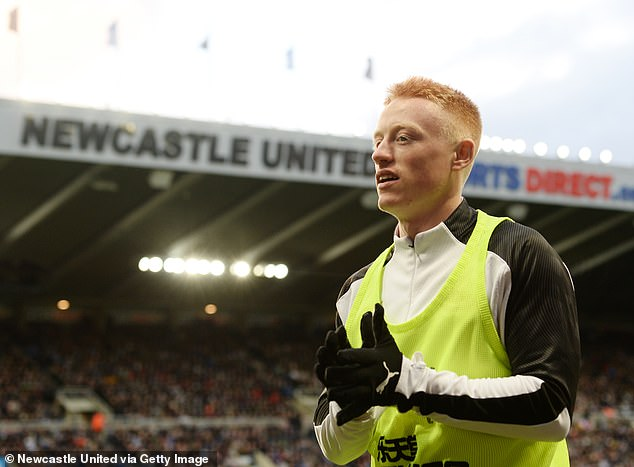 Matty Longstaff's future at Newcastle United is reported to have reached an 'impasse'