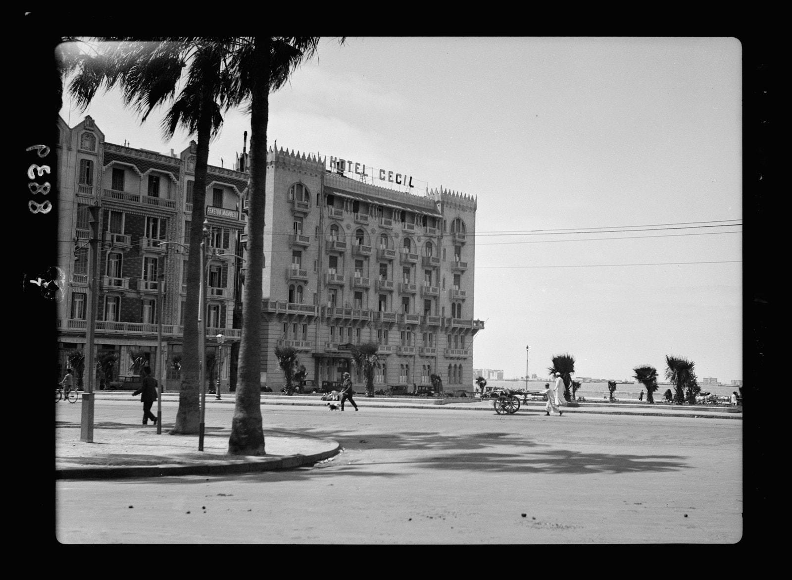 A hotel.