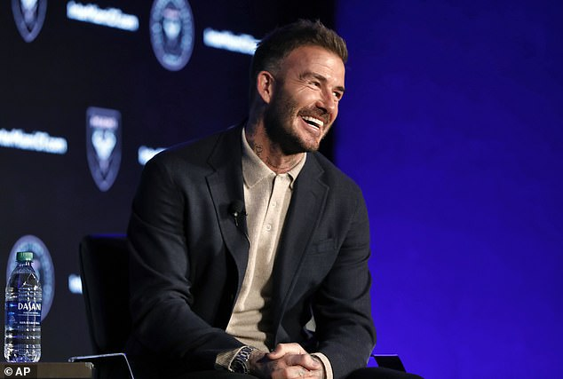 David Beckham will see his Inter Miami start their first MLS campaign on Sunday against LAFC