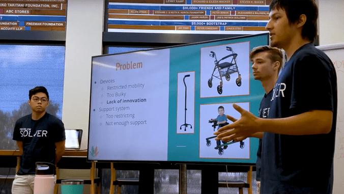 Manaola Innovations presents using monitor