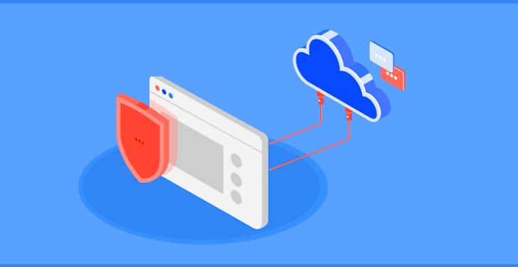 cloud waf cybersecurity