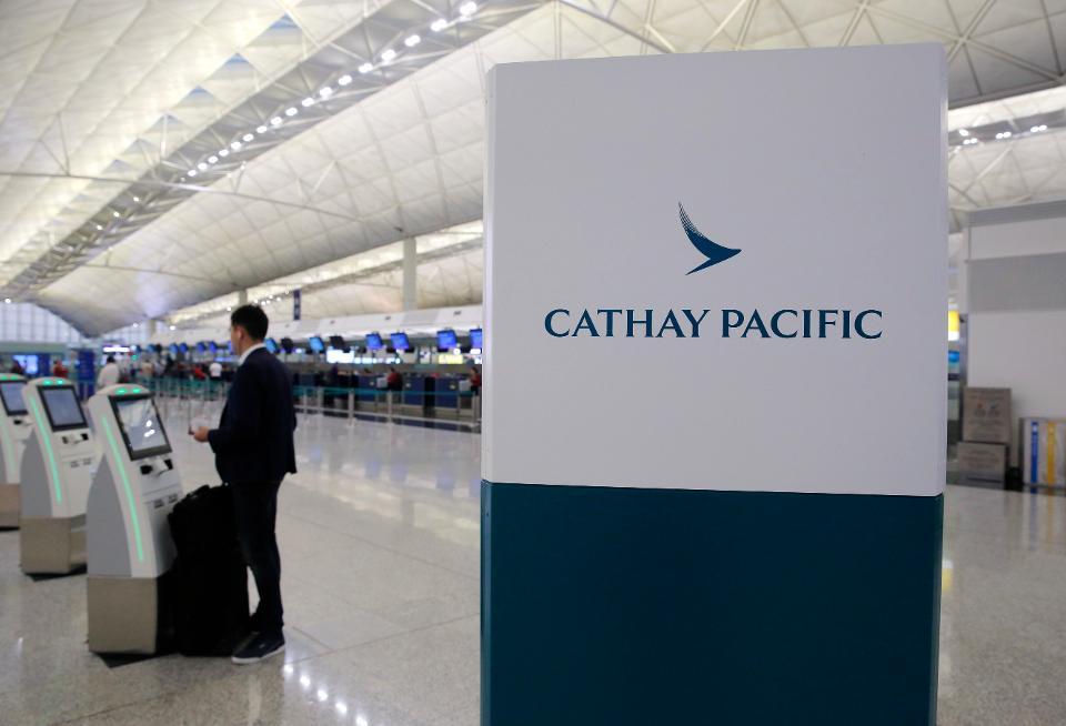 Hong Kong Cathay Pacific HK Express