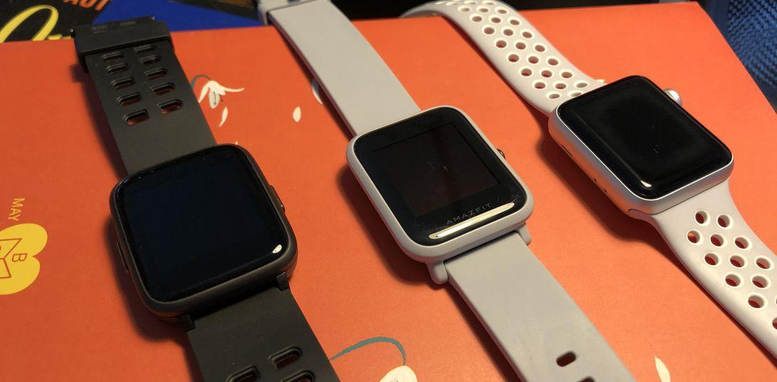letsfit-id205-amazfit-bip-apple-watch-series-3
