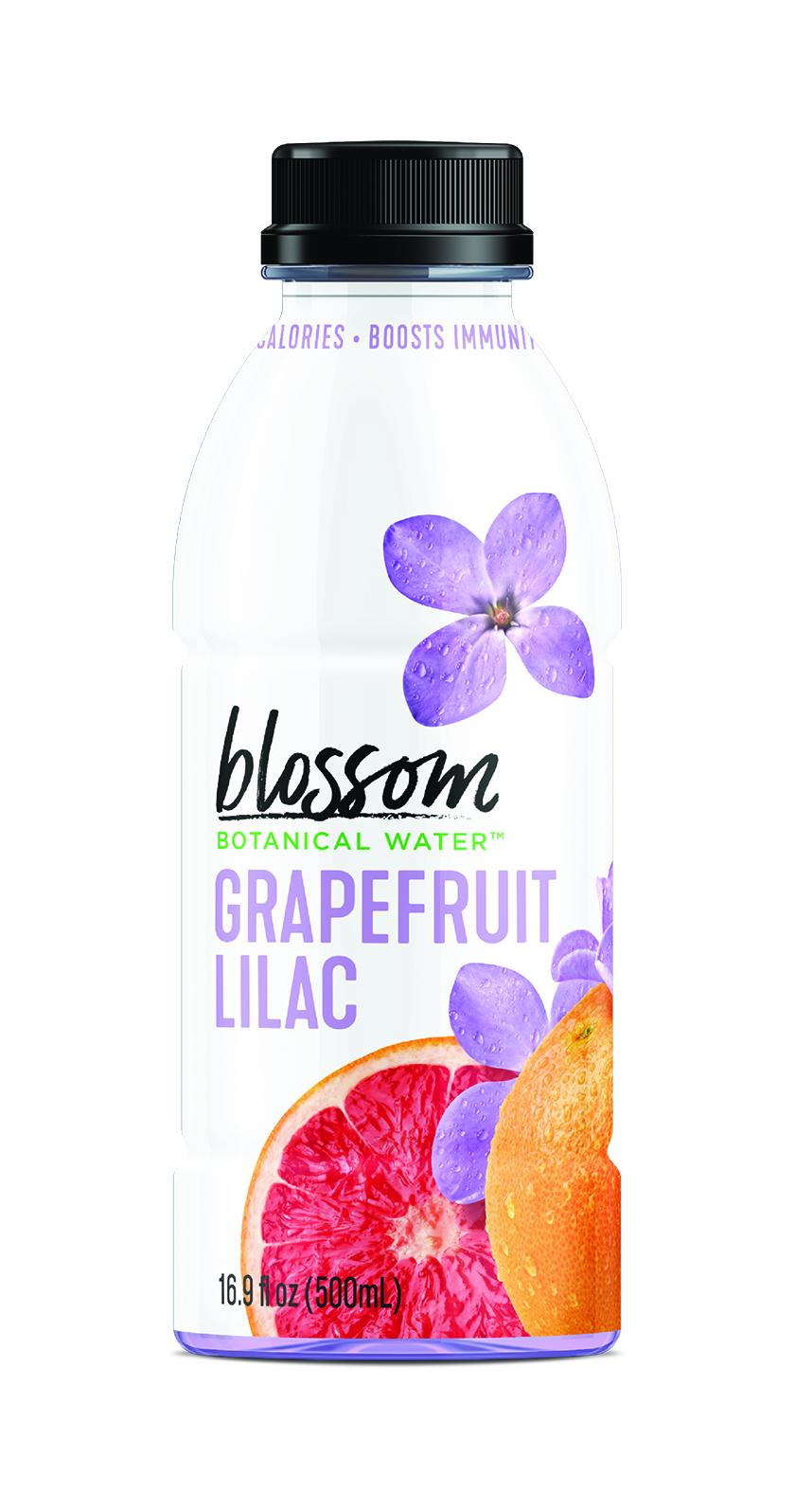 blossom botanical grapefruit lilac