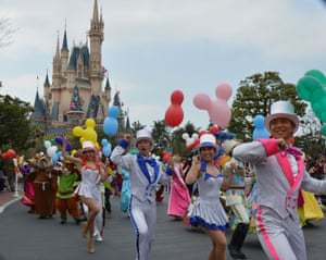 Tokyo Disneyland will be closed for the next two weeks.