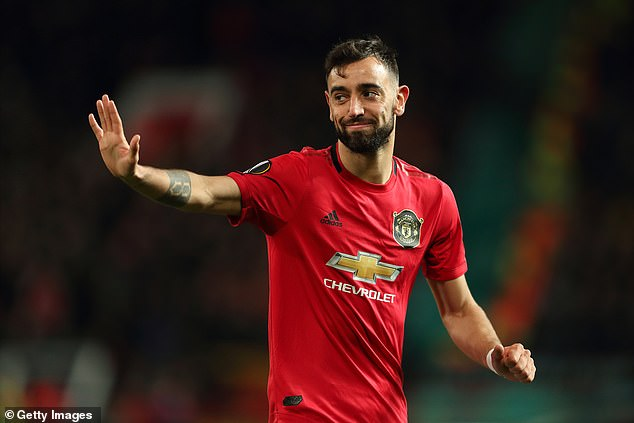 The pundit believes Bruno Fernandes has livened things up since arriving at Old Trafford