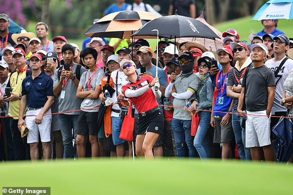 The Honda LPGA event in Pattaya, Thailand, is among a host of tournaments to be postponed