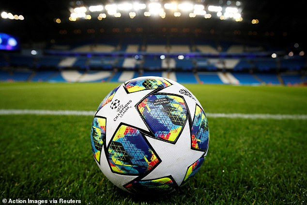 City have been involved in the Champions League each season since the 2011-12 campaign
