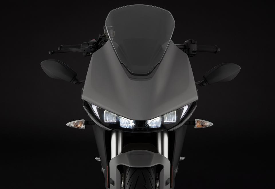 Zero Motorcycles SR/S Electric Motorcycle
