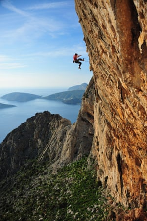 Climbing by Keith Ladzinski