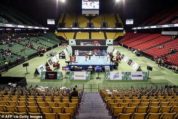 Boxing qualifiers set for Wuhan were called off by the International Olympic Committee