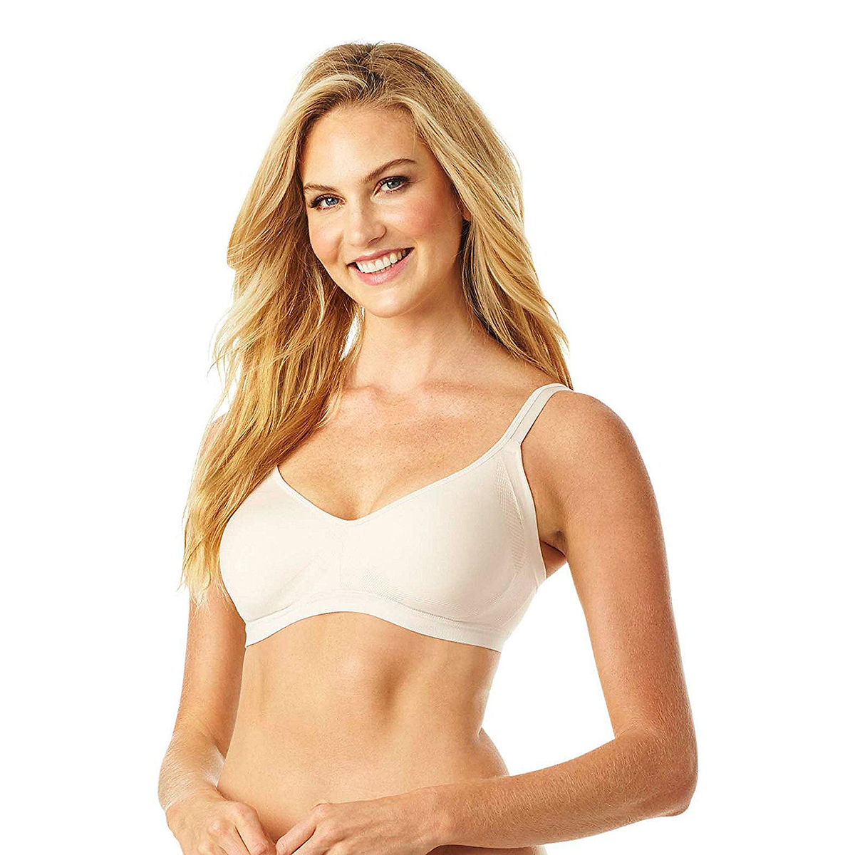 Warner's Easy Does It No Bulge Wire-Free Bra