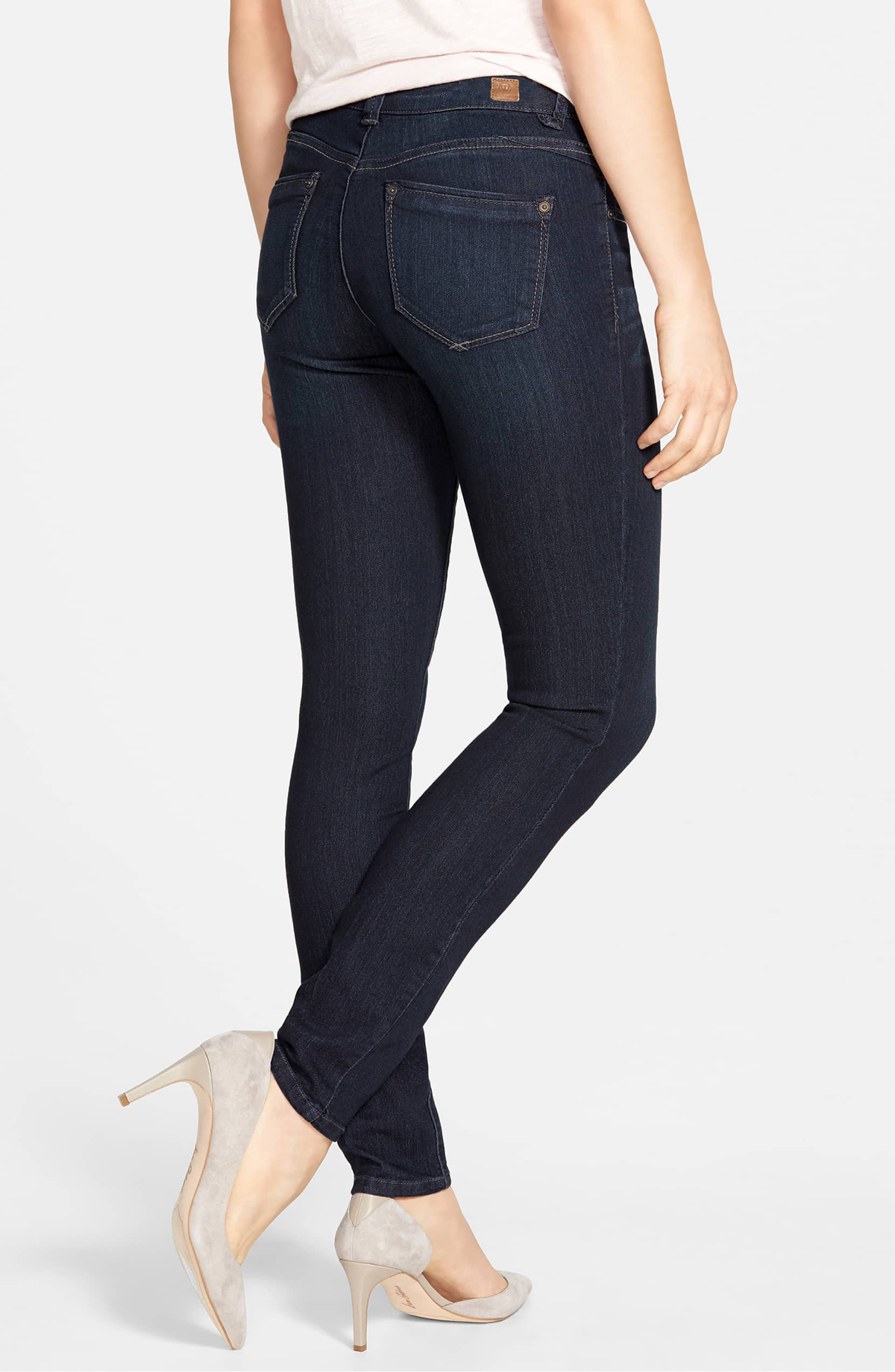 WW Jeans Back