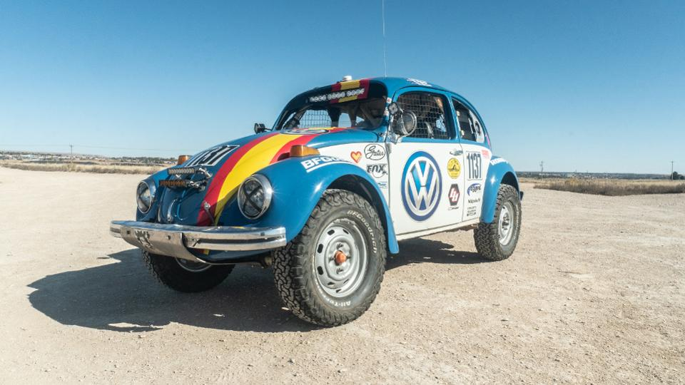 The classic Volkswagen Beetle takes top honors as being the most featured vehicle in video game history.