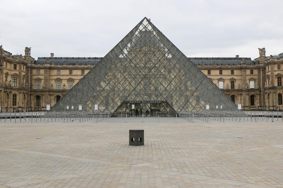 Paris amid COVID-19 pandemic
