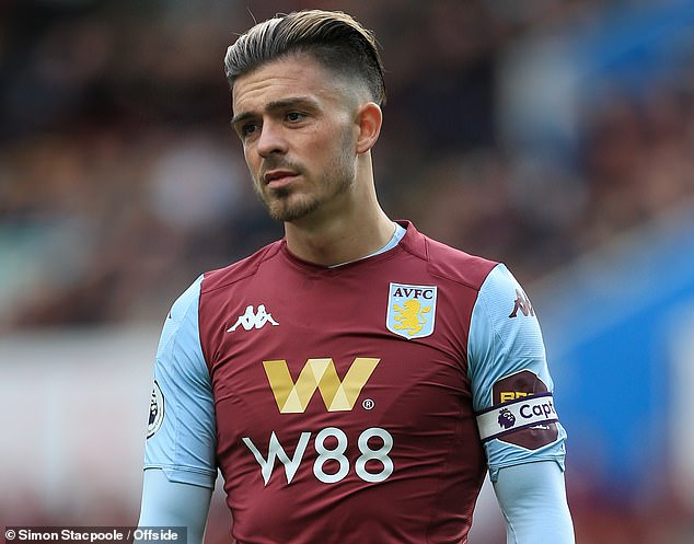 Jack Grealish was the subject of controversy after flouting the government's lockdown rules