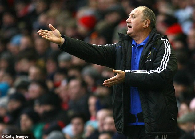 Luiz Felipe Scolari has opened up on what led to his demise as Chelsea manager in 2009