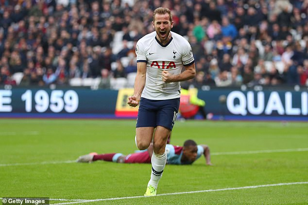 Totteham striker Harry Kane says the cut off point for the season should be the end of June