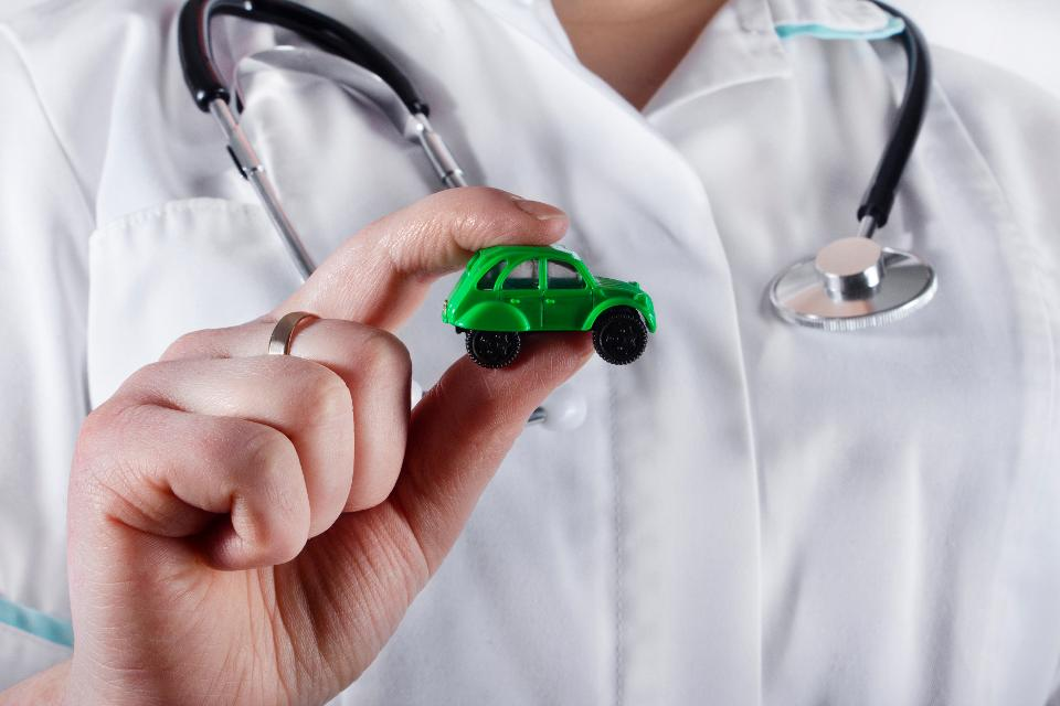 A future of in-vehicle health & wellness services