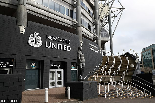 A takeover at Newcastle has moved one step closer after the Premier League were informed