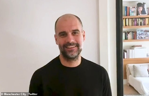 Manchester city manager Pep Guardiola admits that he is deeply missing football