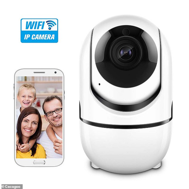 IP cameras made by the company Cacagoo like the one pictured were discovered sporting some serious flaws that allows hackers to monitor video and audio and even scan home networks for more flaws