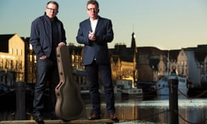 The Proclaimers' classic from the 1988 album Sunshine on Leith is the first Living Room Ensemble project