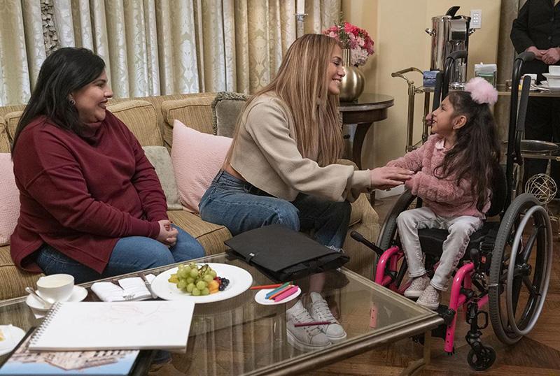 Thanks a Million Trailer: Jennifer Lopez Gets Charitable in Quibi Series