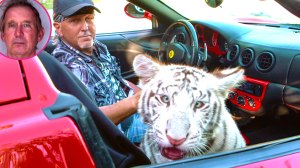 Tiger King Jeff Lowe Reacts Sherriff Reopening Don Lewis Cold Case