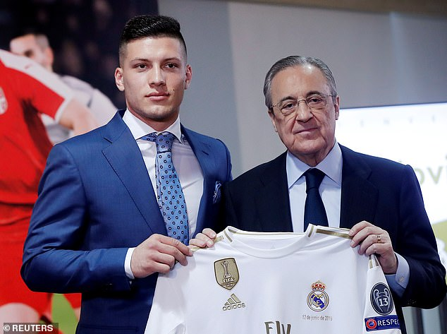 The forward joined the La Liga side in the summer but he has fallen out of favour since