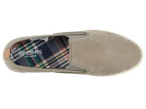 Sperry Sailor Twin Gore Leather:Jute (Sage)