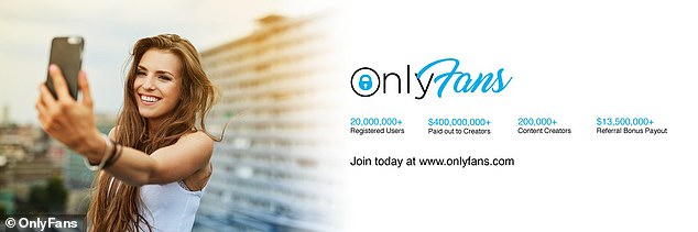 OnlyFans is a popular platform for sex workers, porn performers, models and other online celebrities to earn money by posting private pictures and videos that fans pay to access