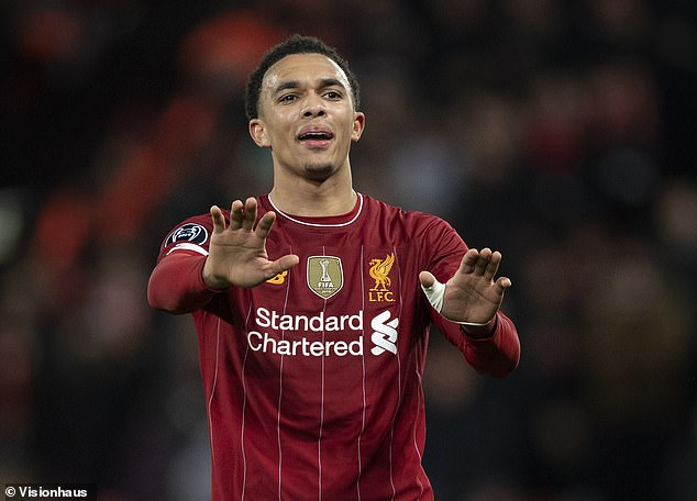 Trent Alexander-Arnold has become a key player for Liverpool since making his debut in 2016