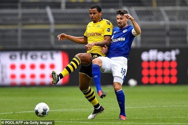 Arsenal are putting together a £25million deal for Borussia Dortmund defender Manuel Akanji