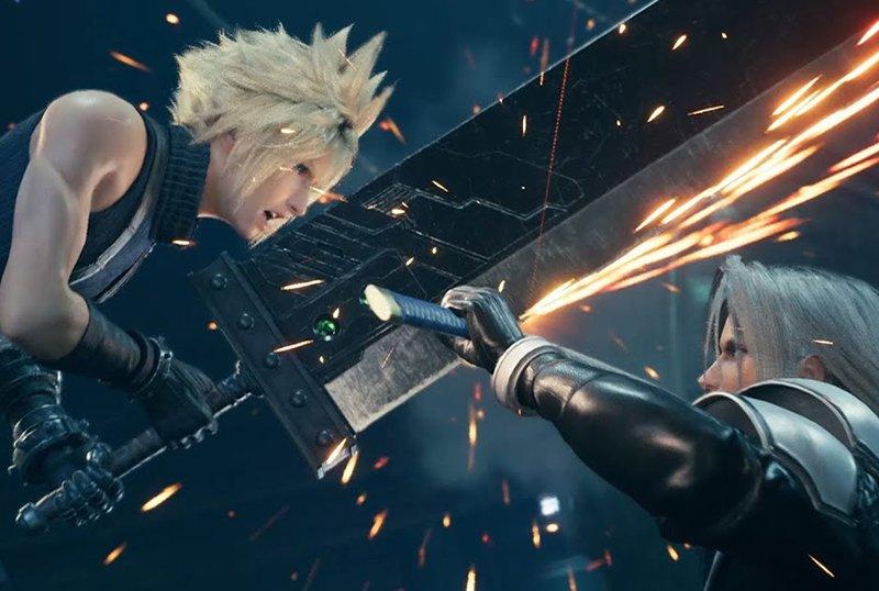 Final Fantasy VII Remake Sets Franchise Record, April 2020's Best-Selling Game