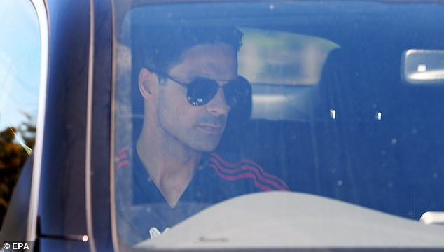Manager Mikel Arteta is thought to be keen to improve his defensive options this summer
